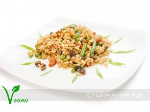Рис Тяньшань веганский