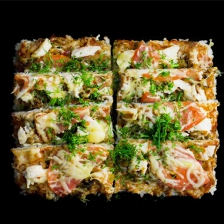 Фото Японская пицца
