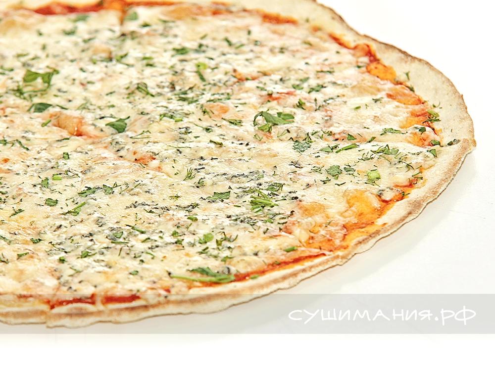 4 сыра итальянская