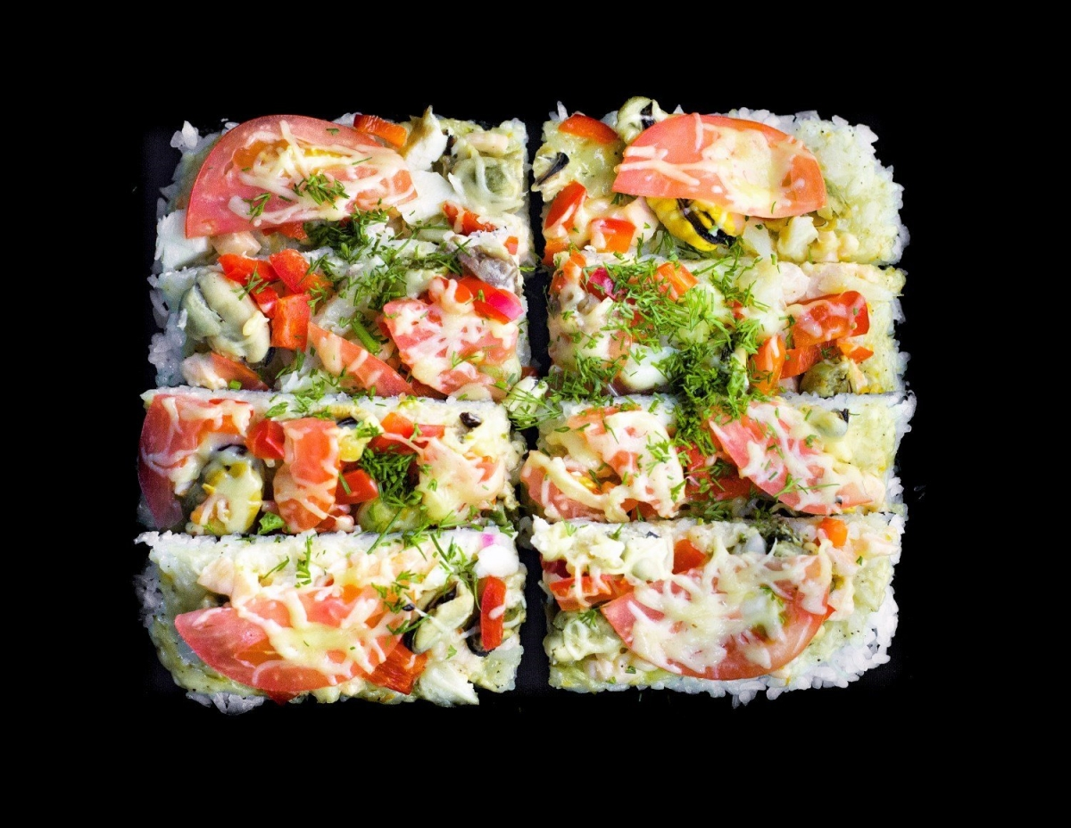 Фото С морепродуктами