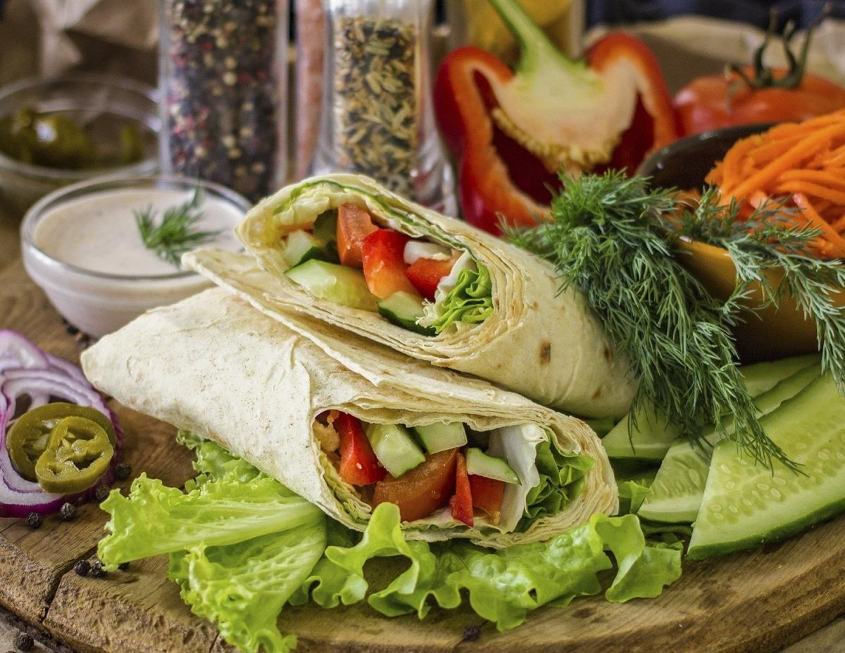 Фото Вегетарианская